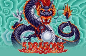 5 Dragons Launches in FAFAFA Slots