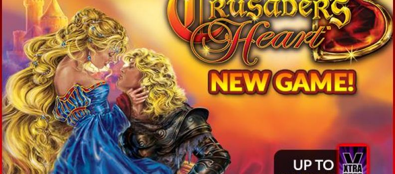 Crusaders Heart Game Launch!