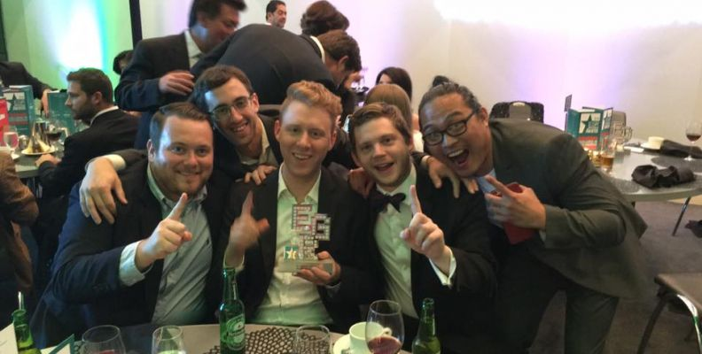 Product Madness Win EGR North American Award
